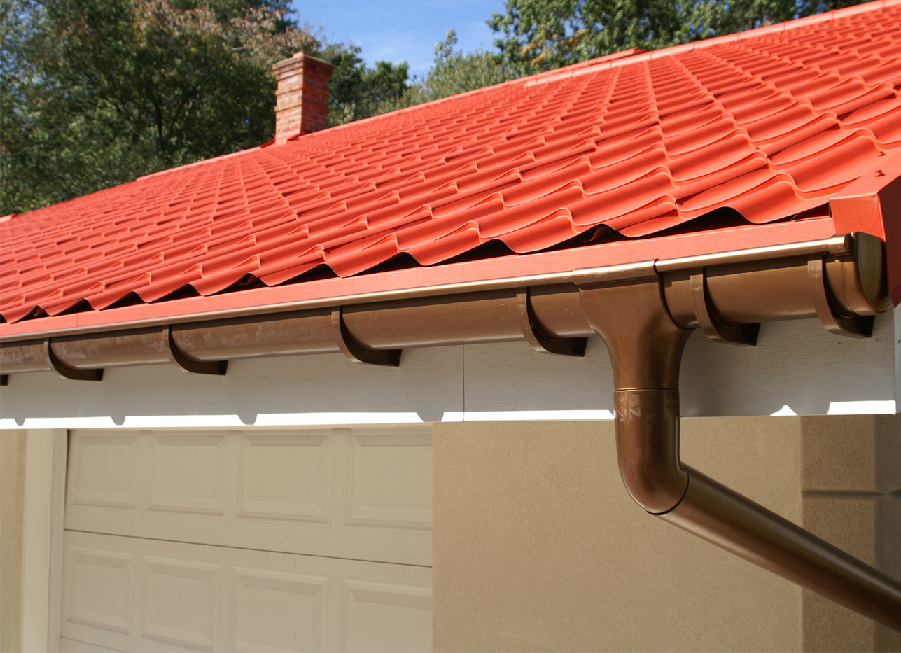 Roof Gutters Triad Roofing Services Of Greensboro Nc