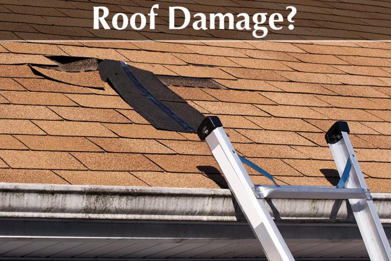Roof Damage In Greensboro, NC?